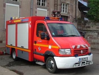 <h2>Véhicule de secours routier - Luxeuil-les-Bains - Haute-Saône (70)</h2>