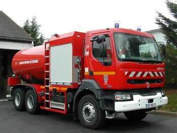 <h2>Camion-citerne de grande capacité - Etrechy - Essonne (91)</h2>