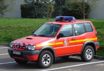 Véhicule de liaison, Sapeurs-pompiers, Yvelines