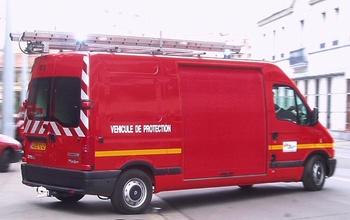 <h2>Véhicule de protection - Saint-Etienne - Loire (42)</h2>