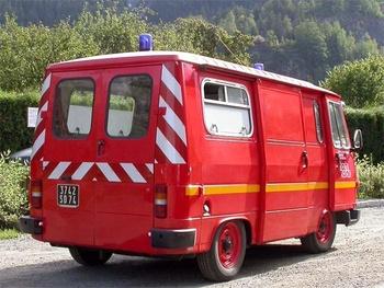 <h2>Véhicule de protection - Servoz - Haute-Savoie (74)</h2>