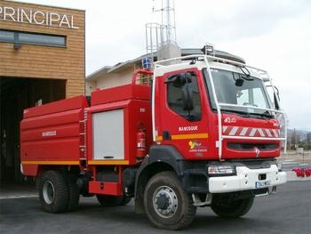 <h2>Camion-citerne pour feux de forêts - Manosque - Alpes-de-Haute-Provence (04)</h2>
