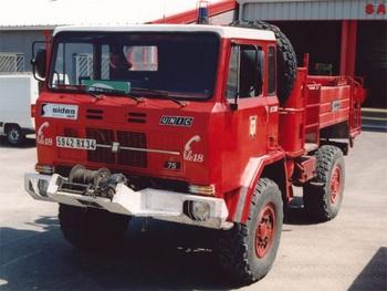 <h2>Camion-citerne pour feux de forêts - Mireval - Hérault (34)</h2>