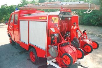Véhicule de première intervention, Sapeurs-pompiers, Loire-Atlantique