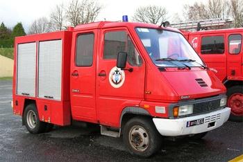 <h2>Véhicule de première intervention - Cherbourg - Manche (50)</h2>