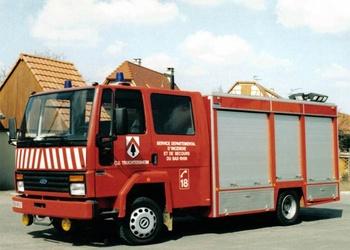 <h2>Véhicule de secours routier - Truchtersheim - Bas-Rhin (67)</h2>
