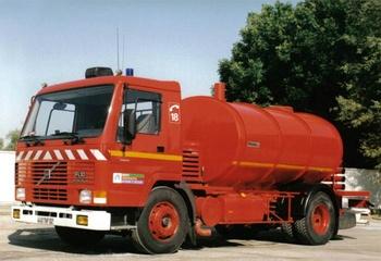 <h2>Camion-citerne de grande capacité - Le Nouvion-en-Thiérache - Aisne (02)</h2>