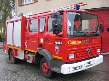 Fourgon-pompe tonne léger, Sapeurs-pompiers, Manche (50)