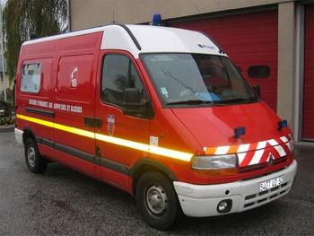 <h2>Véhicule de secours et d'assistance aux victimes - Valognes - Manche (50)</h2>