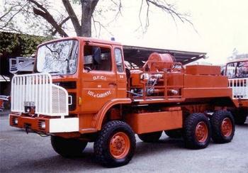 <h2>Camion-citerne pour feux de forêts - Houeillès - Lot-et-Garonne (47)</h2>
