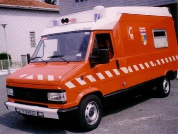<h2>Véhicule de secours et d'assistance aux victimes - Lannemezan - Hautes-Pyrénées (65)</h2>