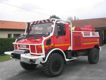 <h2>Camion-citerne pour feux de forêts - Léon - Landes (40)</h2>