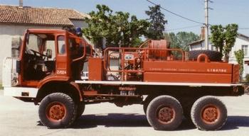 <h2>Camion-citerne pour feux de forêts - Saint-Symphorien - Gironde (33)</h2>