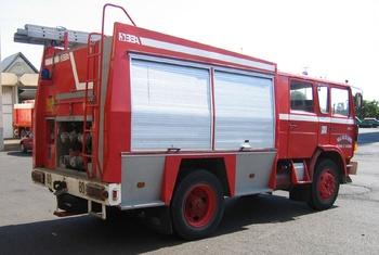 Fourgon-dévidoir de grande puissance, Sapeurs-pompiers, La-Réunion (974)