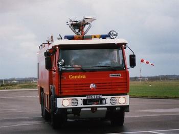 <h2>Véhicule pour interventions aéroportuaires - Landvisiau - Finistère (29)</h2>