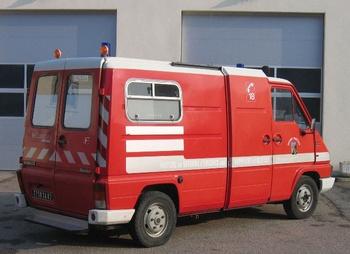 Véhicule de secours et d'assistance aux victimes, Sapeurs-pompiers, Allier (03)