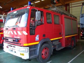 <h2>Fourgon-pompe tonne - Liancourt - Oise (60)</h2>