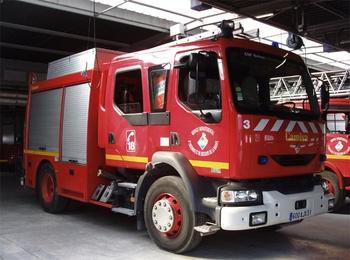 Fourgon-pompe tonne, Sapeurs-pompiers, Marne (51)