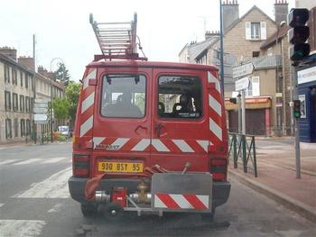 Véhicule pour interventions diverses, Sapeurs-pompiers, Val-d'Oise (95)