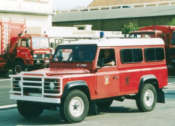 Véhicule pour interventions cynotechniques, Marins-pompiers de Marseille, Bouches-du-Rhône (13)