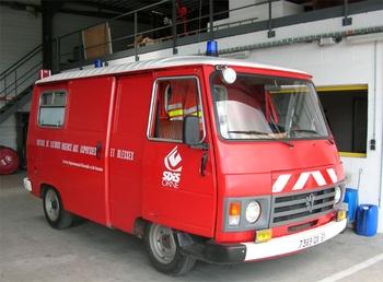 <h2>Véhicule de secours et d'assistance aux victimes - Argentan - Orne (61)</h2>