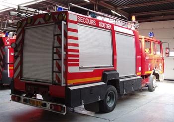 Véhicule de secours routier, Sapeurs-pompiers, Marne (51)