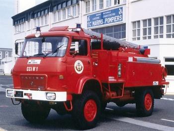 <h2>Camion-citerne d'incendie - Cherbourg - Manche (50)</h2>