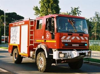 Véhicule de secours routier, Sapeurs-pompiers, Bouches-du-Rhône (13)