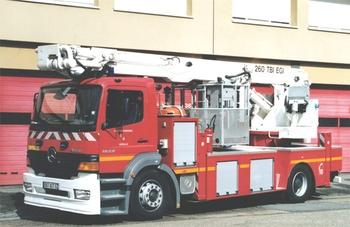 <h2>Camion bras élévateur articulé - Metz - Moselle (57)</h2>