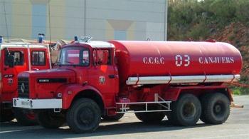Camion-citerne de grande capacité, Armée de terre, Var