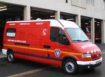 <h2>Ambulance de réanimation - Brest - Finistère (29)</h2>