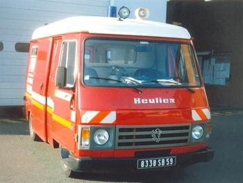 Véhicule de secours et d'assistance aux victimes, Sapeurs-pompiers, Nord (59)