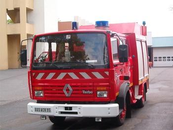 Véhicule de secours routier, Sapeurs-pompiers, Val-d'Oise (95)