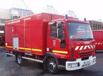 Véhicule d'assistance respiratoire, Sapeurs-pompiers, Essonne (91)