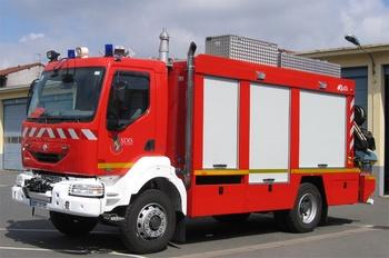 <h2>Véhicule de secours routier - Villefranche-sur-Saône - Rhône (69)</h2>