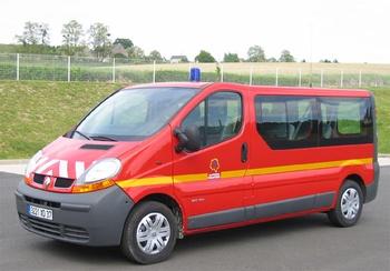 <h2>Véhicule de transport de personnel - Chinon - Indre-et-Loire (37)</h2>