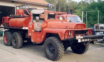 <h2>Camion-citerne pour feux de forêts - Parentis - Landes (40)</h2>