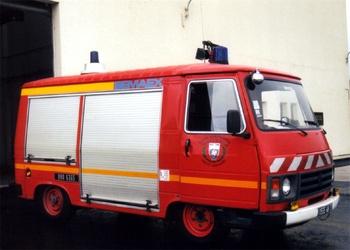 Véhicule de secours routier, Sapeurs-pompiers, Haute-Garonne (31)