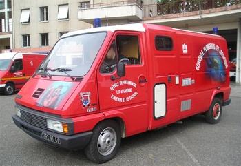 <h2>Véhicule de secours nautique - Agen - Lot-et-Garonne (47)</h2>