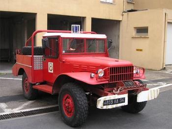 <h2>Camion-citerne pour feux de forêts léger - Roquebrun - Hérault (34)</h2>