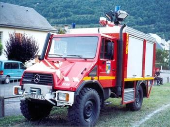 <h2>Véhicule de secours routier - Luz-Saint-Sauveur - Hautes-Pyrénées (65)</h2>