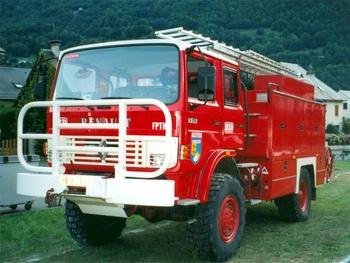 <h2>Fourgon-pompe tonne - Luz-Saint-Sauveur - Hautes-Pyrénées (65)</h2>