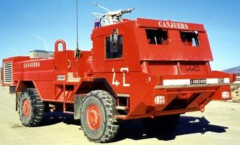 <h2>Camion-citerne pour feux de forêts - Canjuers - Var (83)</h2>
