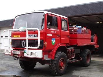 <h2>Camion-citerne pour feux de forêts - Paimpol - Côtes-d'Armor (22)</h2>