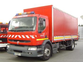 Véhicule de logistique, Sapeurs-pompiers, Loire-Atlantique (44)