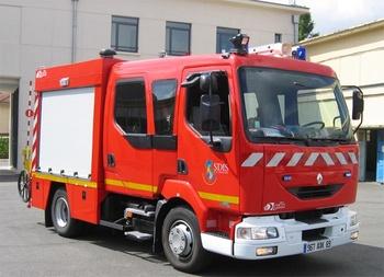 <h2>Fourgon-pompe tonne léger - Villefranche-sur-Saône - Rhône (69)</h2>