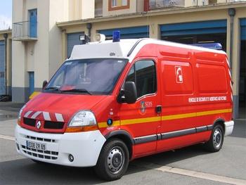 <h2>Véhicule de secours et d'assistance aux victimes - Villefranche-sur-Saône - Rhône (69)</h2>