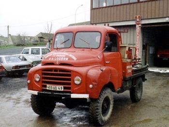 <h2>Camion-citerne pour feux de forêts léger - Le Bleymard - Lozère (48)</h2>