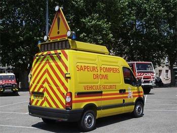 Véhicule de protection et de sécurité, Sapeurs-pompiers, Drôme (26)