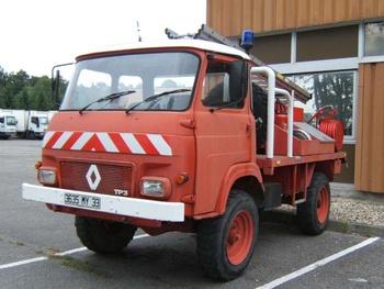 Véhicule de première intervention, Service de sécurité incendie, Gironde (33)